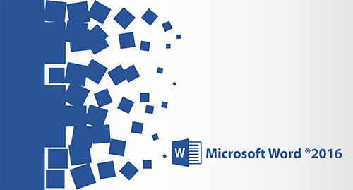 MS Word 2016 Eğitimi